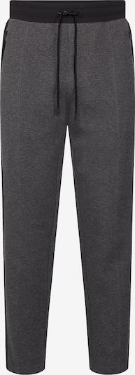 Calvin Klein Hose in dunkelgrau / graumeliert, Produktansicht