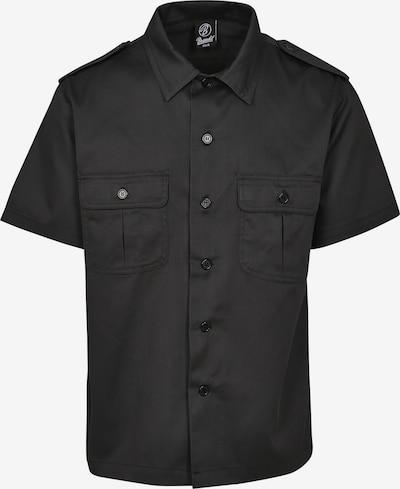 Marškiniai iš Brandit , spalva - juoda, Prekių apžvalga