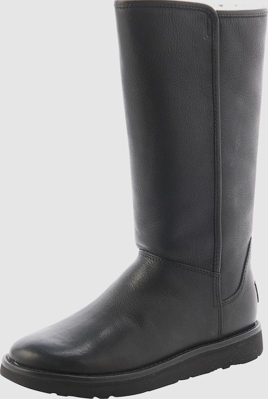 UGG Boots mit Lammfell-Futter 'Abree II Leather'