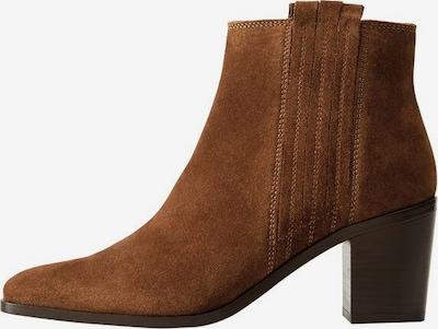MANGO Chelsea Boots 'Desert' en marron, Vue avec produit