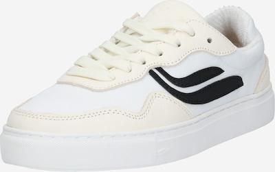 GENESIS Sneaker 'G-Soley' in schwarz / weiß, Produktansicht