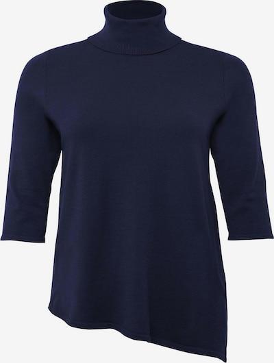 SHEEGO Pullover in marine, Produktansicht