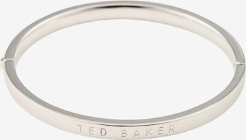 Ted Baker Δαχτυλίδι 'CLEMINA: HINGE METALLIC BANGLE' σε ασημί