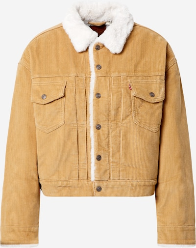 LEVI'S Jacke 'New Heritage' in beige / weiß, Produktansicht
