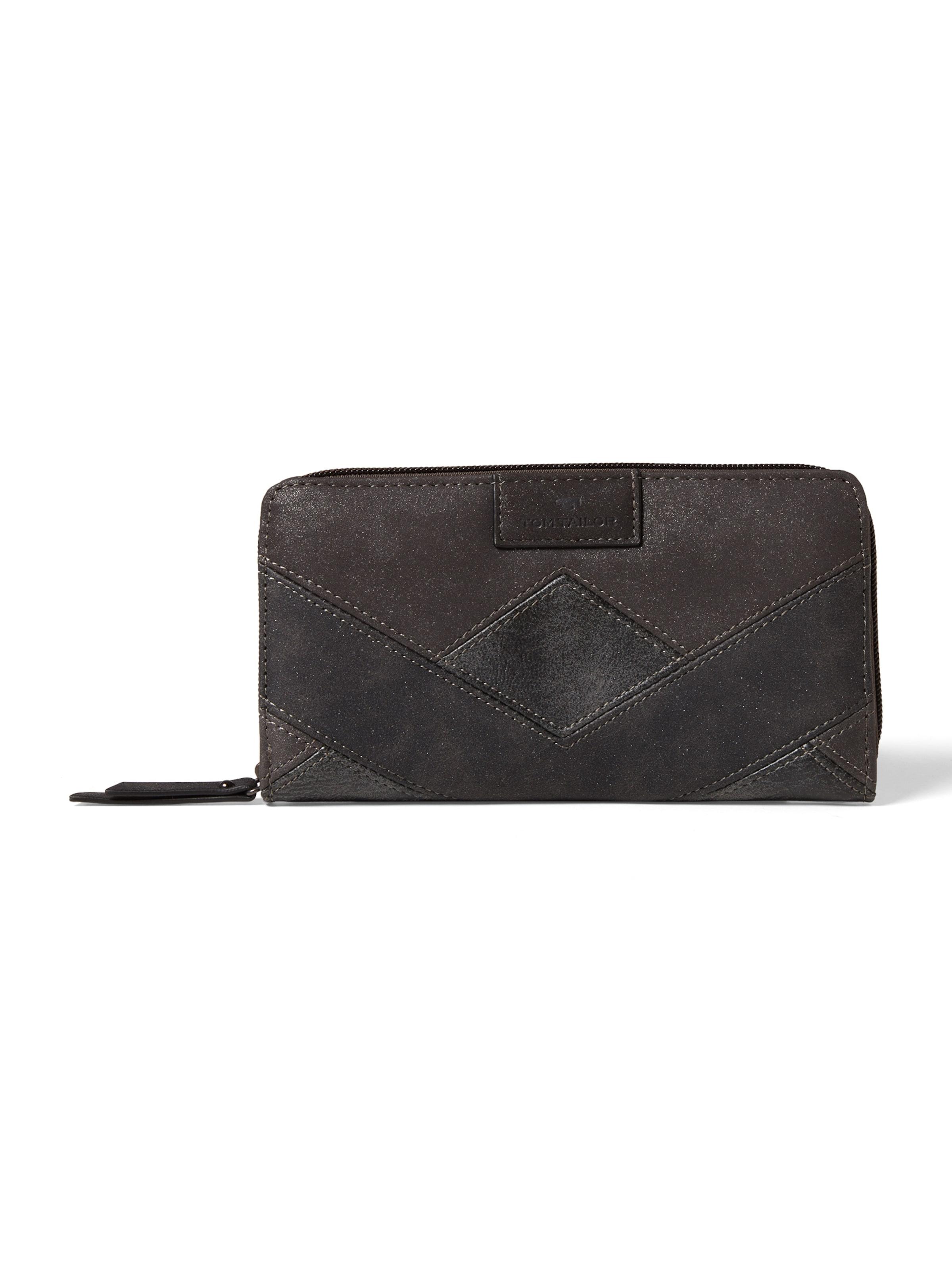 Portemonnaie 'miri Tailor In Graphit Tom Geo' 0N8wmn