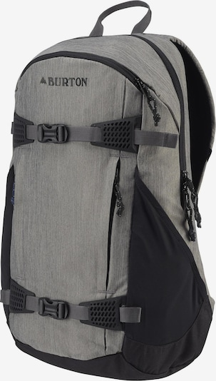 BURTON Sports Backpack 'Day Hiker' in mottled grey / Black, Item view