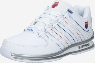 K-SWISS Sneaker in blau / rot / weiß, Produktansicht