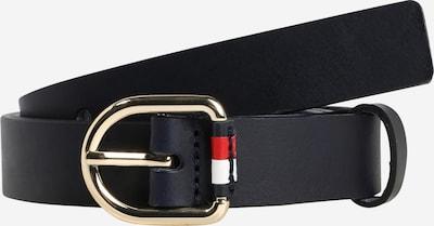 TOMMY HILFIGER Opasek 'CORPORATE' - tmavě modrá / červená / bílá, Produkt