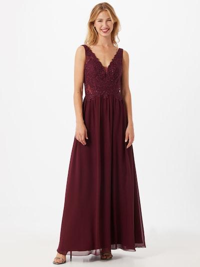 Laona Večerné šaty - bordová, Model/-ka