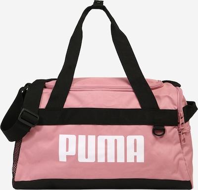 Geantă sport 'Challenger Duffel' PUMA pe roz / negru, Vizualizare produs