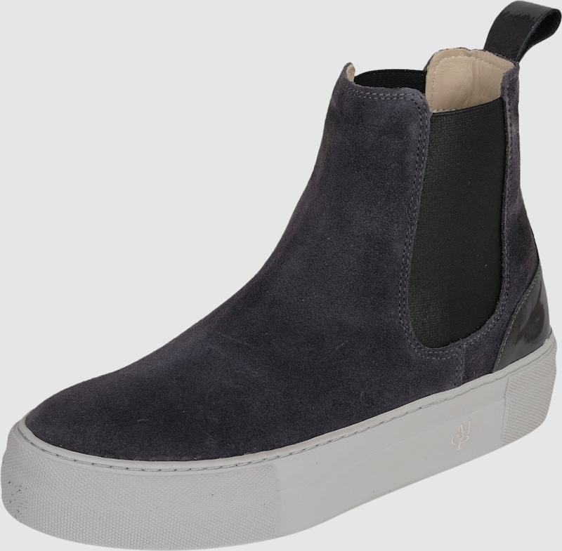 Marc O'Polo Stiefel 'Flat 'Flat Stiefel Heel Chelsea' 07979c