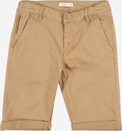 NAME IT Shorts 'NKMSILAS' in beige, Produktansicht