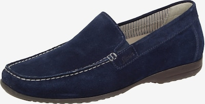 SIOUX Slipper 'Giumelo-700' in dunkelblau, Produktansicht