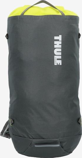 Thule Rucksack in limone / dunkelgrau / weiß, Produktansicht