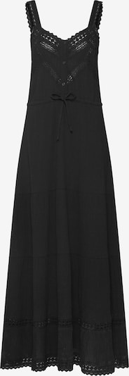 EDITED Poletna obleka 'Blanka' | črna barva, Prikaz izdelka
