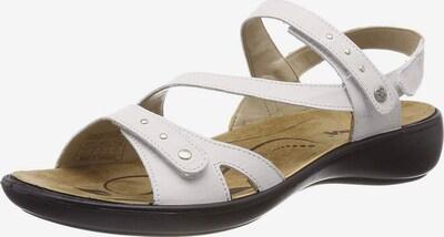 ROMIKA Sandalen/Sandaletten in schwarz / weiß, Produktansicht