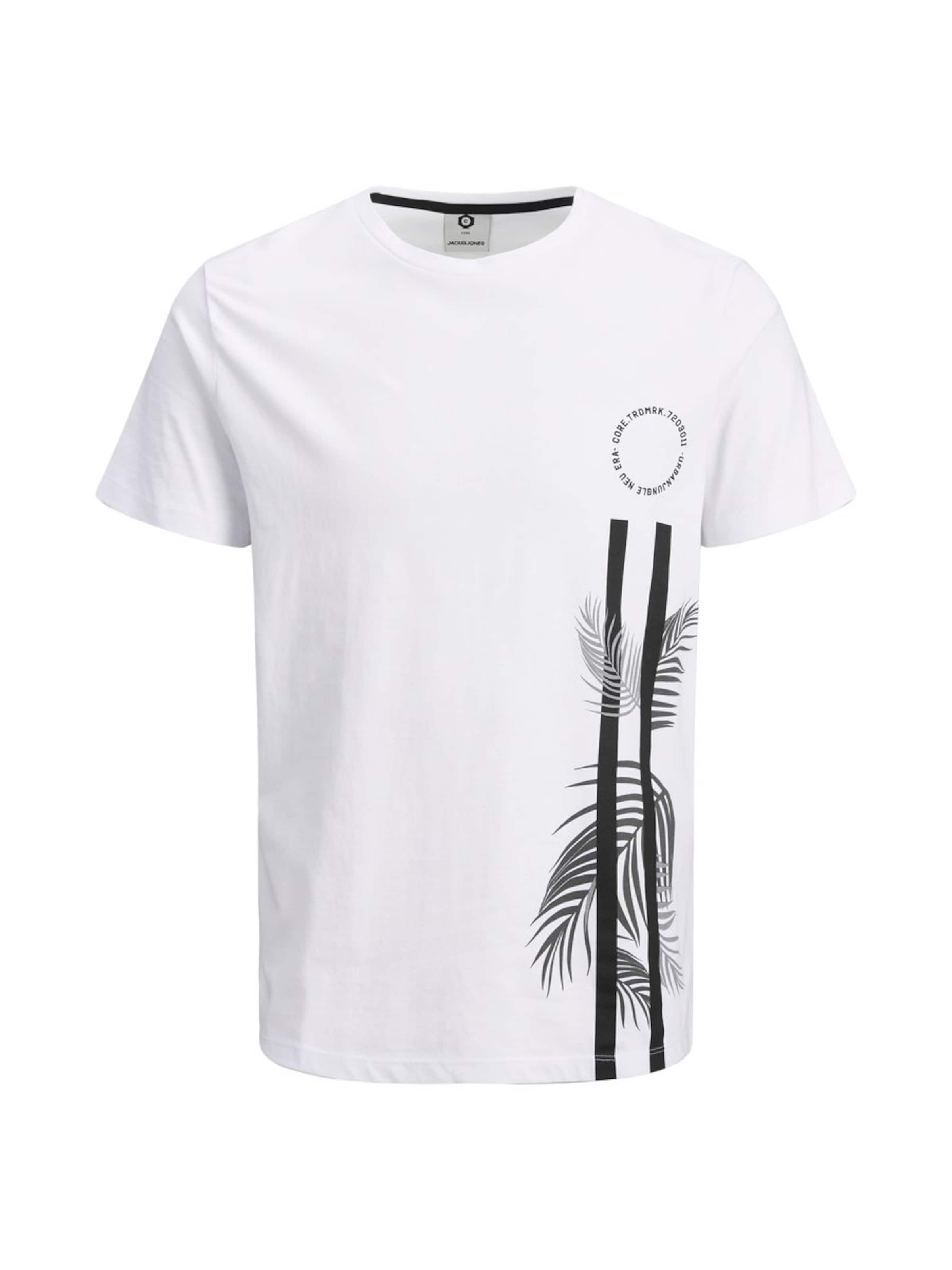 Jones Jackamp; En Blanc T shirt L4AqRj53