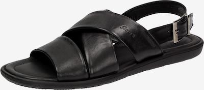SIOUX Sandale 'Mirtas' in schwarz, Produktansicht