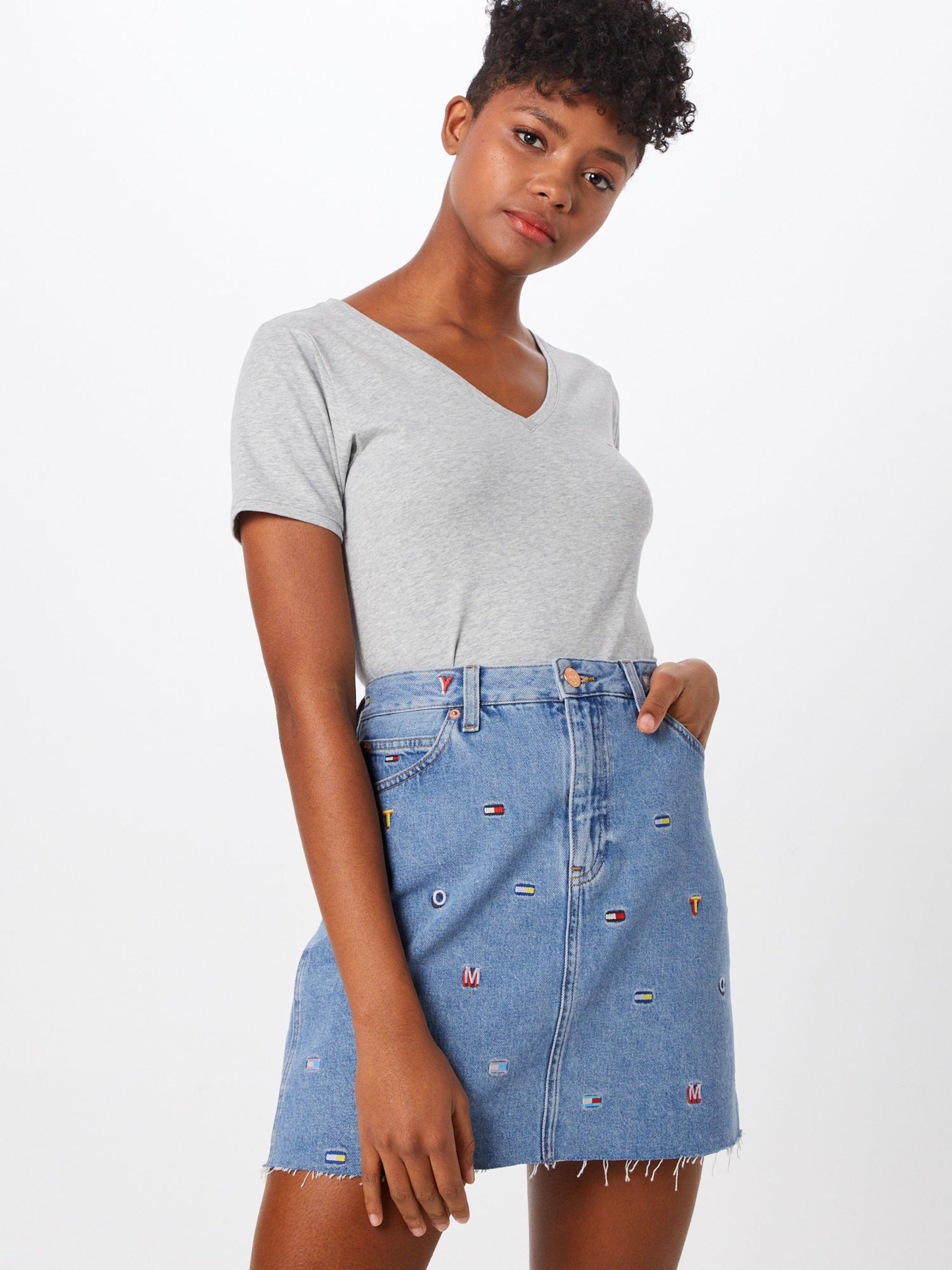 Gris Tommy Chiné Jeans En T shirt NwOXnP08k