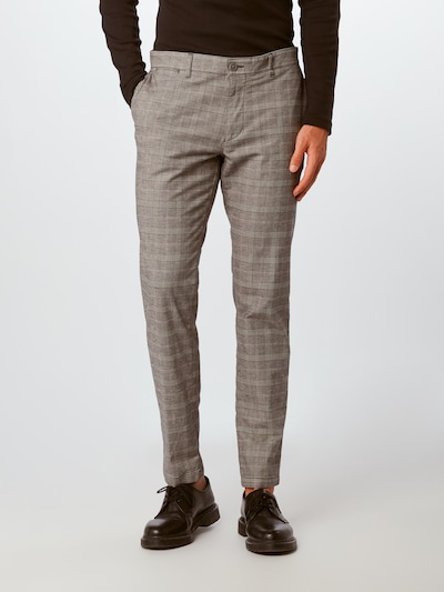 DRYKORN Hose in grau, Modelansicht