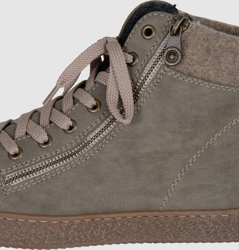 RIEKER mit Sneaker mit RIEKER Fütterung Verschleißfeste billige Schuhe 861b27