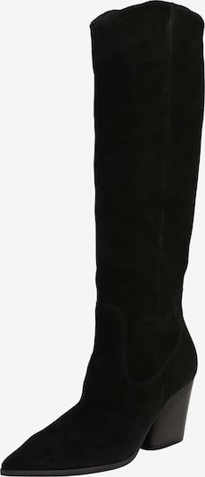 Cizme de cowboy 'Amber' Kennel & Schmenger pe negru, Vizualizare produs