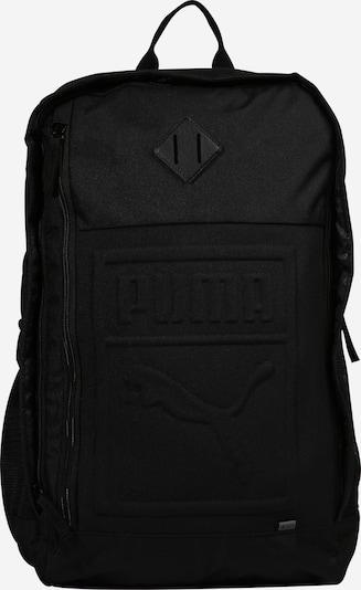 PUMA Sportrucksack in schwarz, Produktansicht