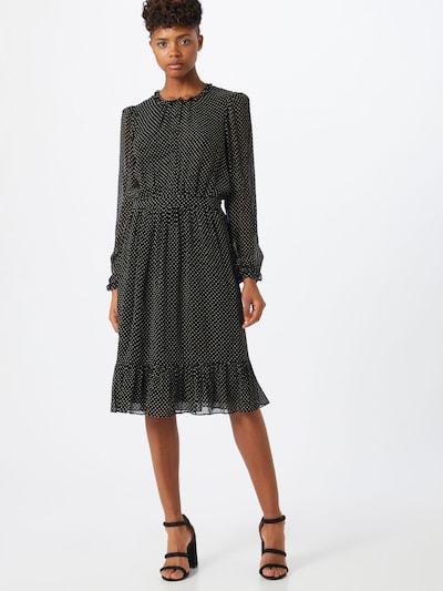 Stella Nova Kleid 'Saga' in schwarz / weiß, Modelansicht