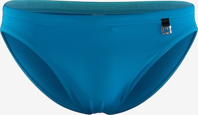 "HOM Swim Micro Briefs ' ""Sea Life"" ' in blau, Produktansicht"