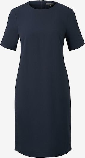 MINE TO FIVE Kleider & Jumpsuits Kleid mit Paspelstreifen in dunkelblau, Produktansicht