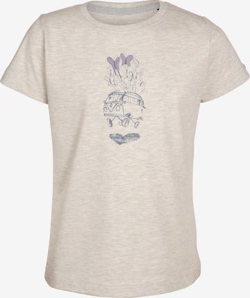 ELKLINE T-Shirt 'Highflying' in Grau
