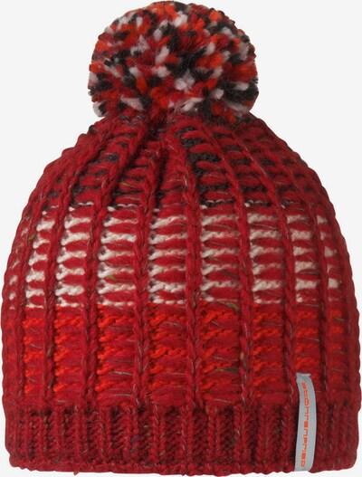 STÖHR Mütze 'UBOR' in rot, Produktansicht