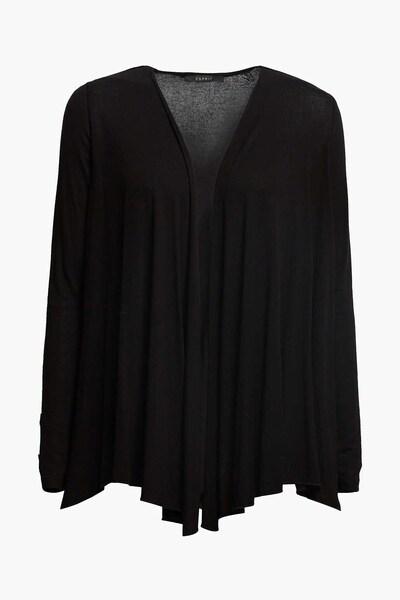 ESPRIT Cardigans in schwarz, Produktansicht