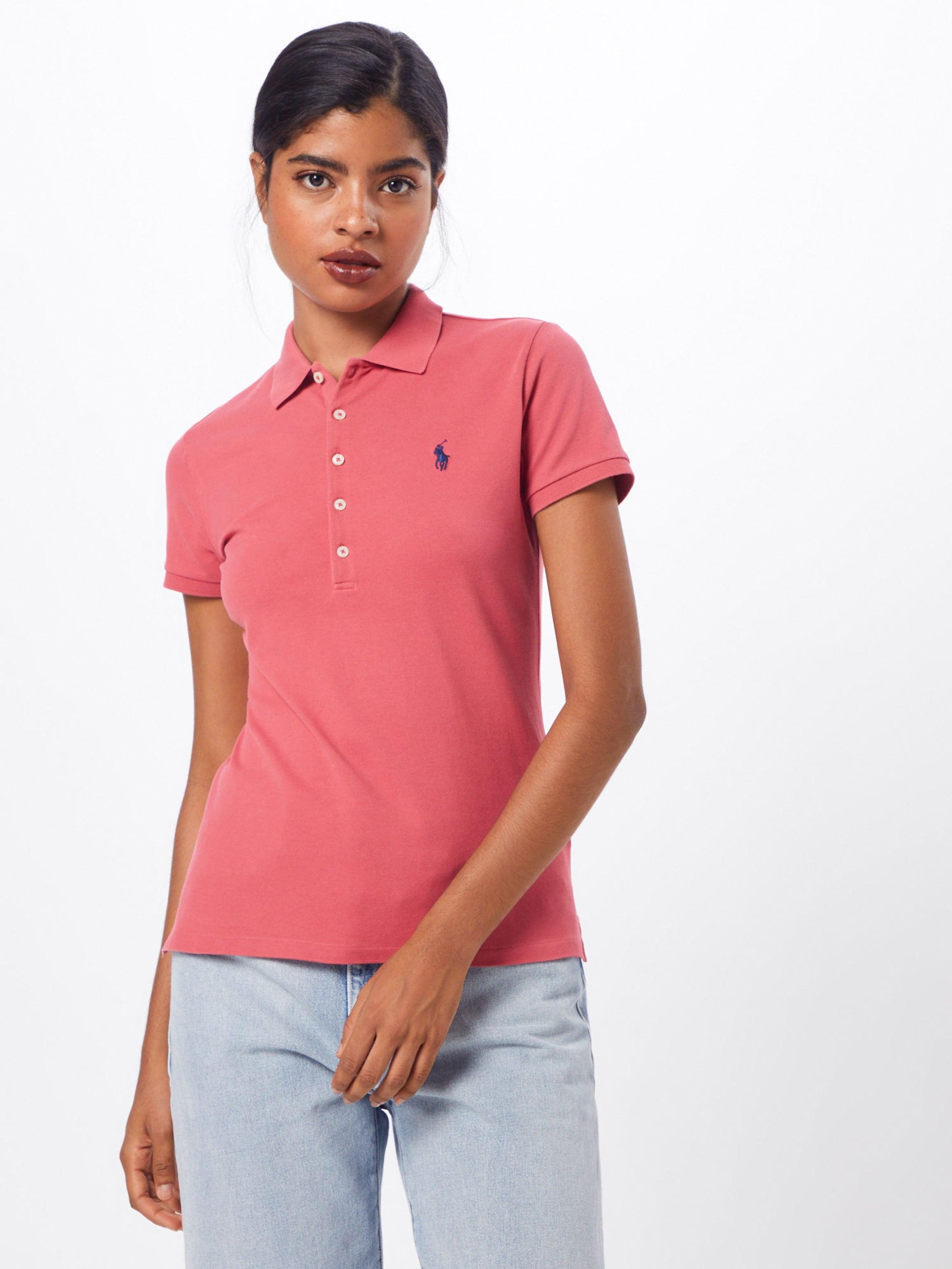 'julie' Lauren NavyRot Poloshirt In Polo Ralph CxthrdsQ