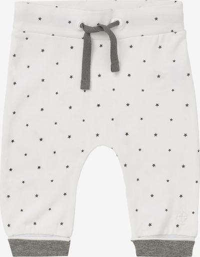 Noppies Hose in grau / weiß, Produktansicht