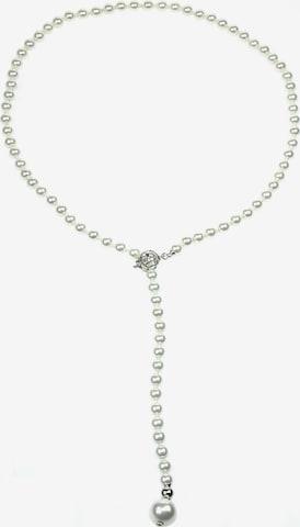 Orquidea Perlenkette 'Octavia' in Weiß