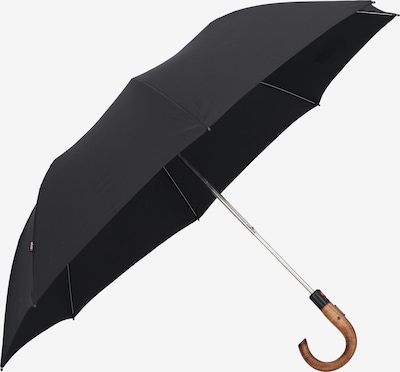 KNIRPS Taschenschirm 'S.570' in schwarz, Produktansicht