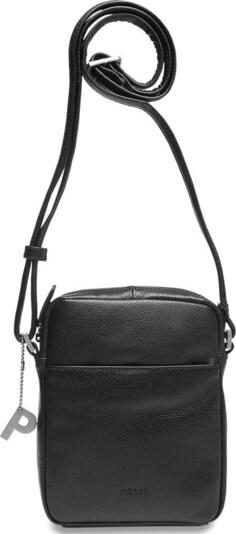 JOST Leder Umhängetasche 'Milano' in schwarz, Produktansicht