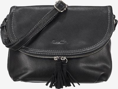 TOM TAILOR Crossbody bag 'Lari' in black, Item view