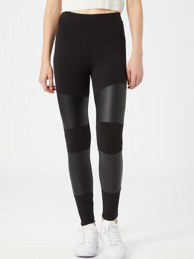 ONLY Leggings 'AVA' in de kleur Zwart, Modelweergave