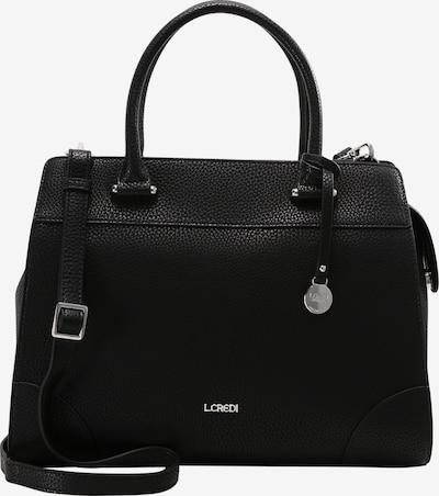 L.CREDI Shopper 'Della' in schwarz, Produktansicht