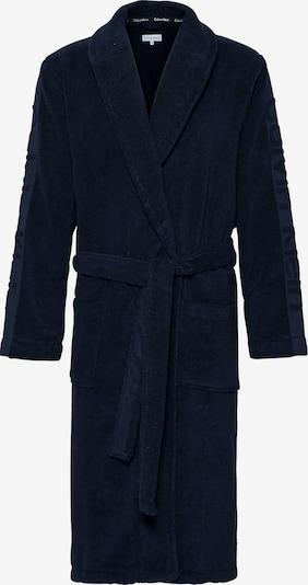 Calvin Klein Underwear Bademantel in dunkelblau, Produktansicht