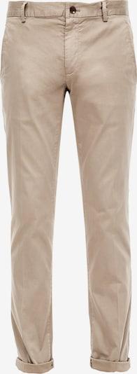 s.Oliver BLACK LABEL Pantalon chino en beige clair / noisette, Vue avec produit
