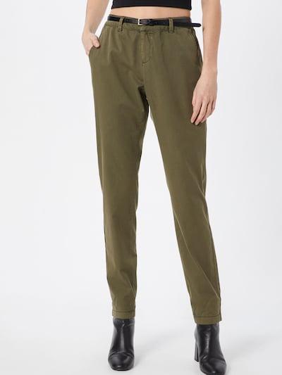 zöld VERO MODA Chino nadrág, Modell nézet