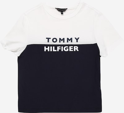 TOMMY HILFIGER Paita värissä musta / valkoinen, Tuotenäkymä