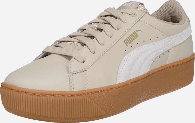 PUMA Sneaker 'Vikky Platform mit Plateausohle 364893-03'
