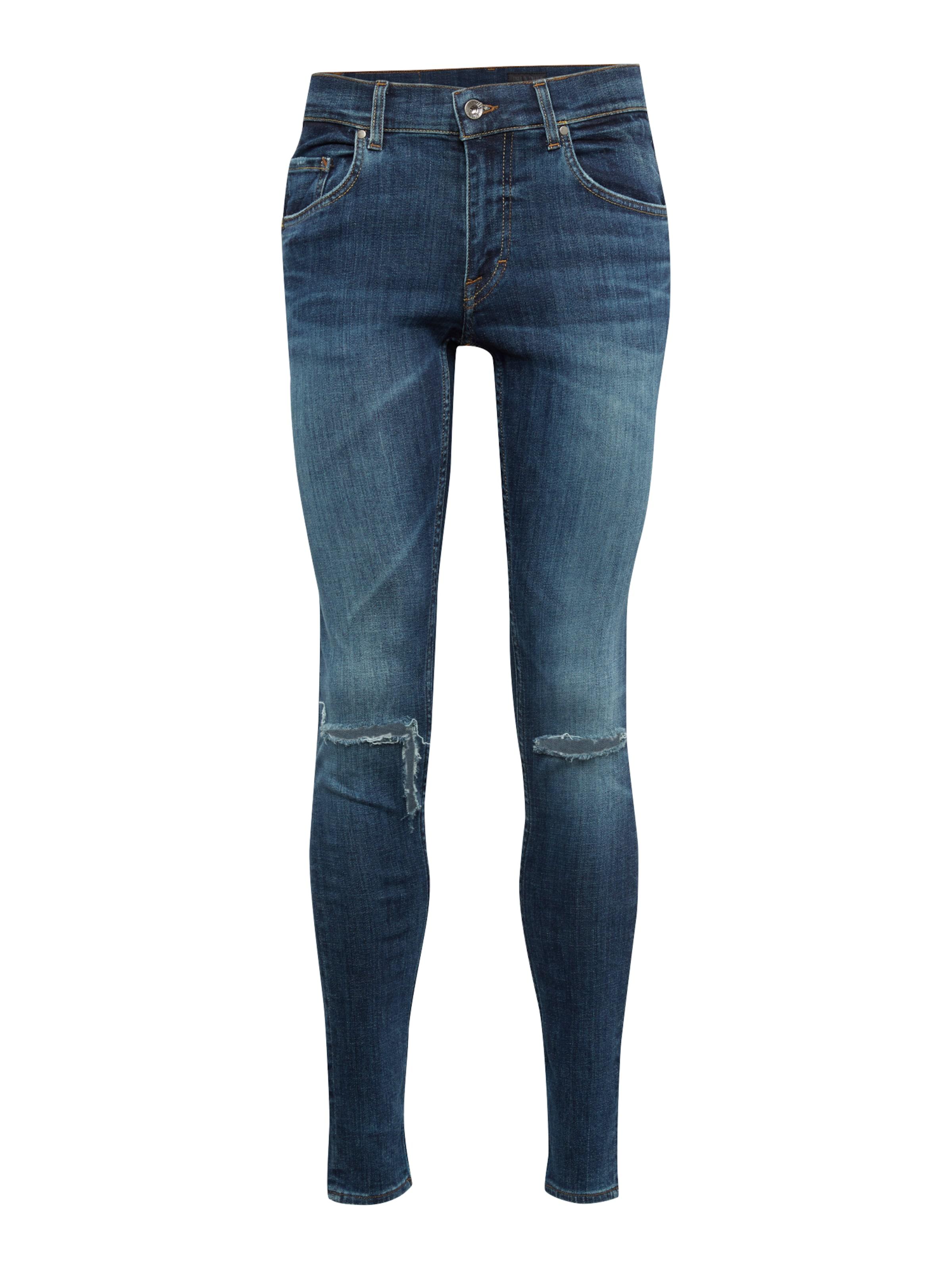Tiger Of Denim Blue Sweden Jeans In tQxrhdsC