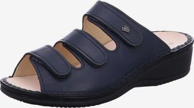 Finn Comfort Pantolette in dunkelblau, Produktansicht