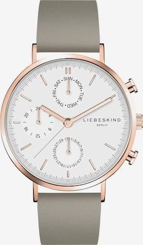 Liebeskind Berlin Analog Watch in Grey