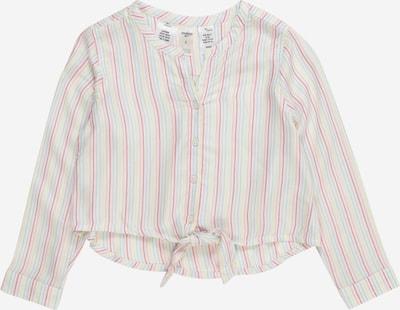 OshKosh Blouse 'Woven tie front shirt MINI RAINBOW ST' in de kleur Gemengde kleuren, Productweergave